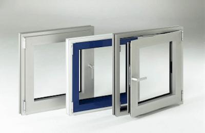 Aluminiumfenster Übersicht